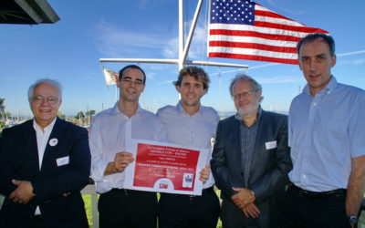 Elistair wins 1st Prize of San Francisco Alliance Startup Competition