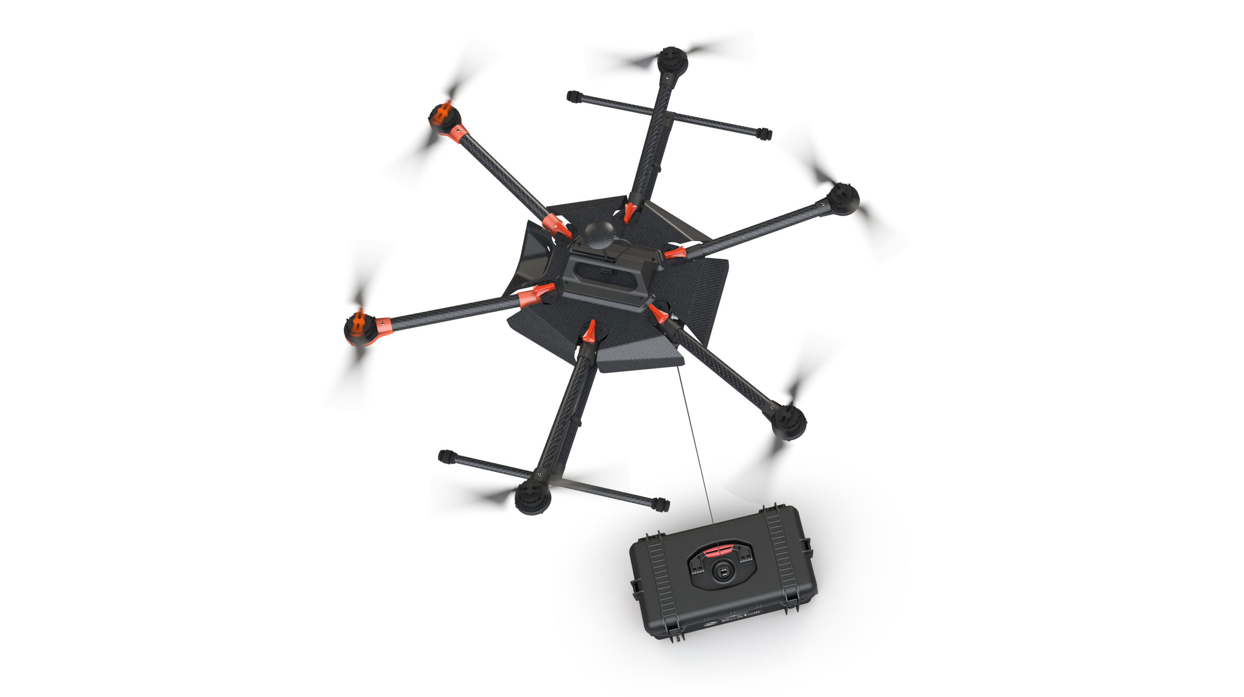 tethered drone uav - elistair