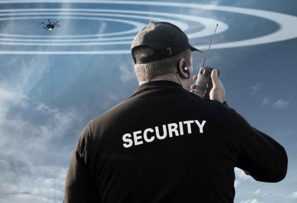 Telecommunication drone