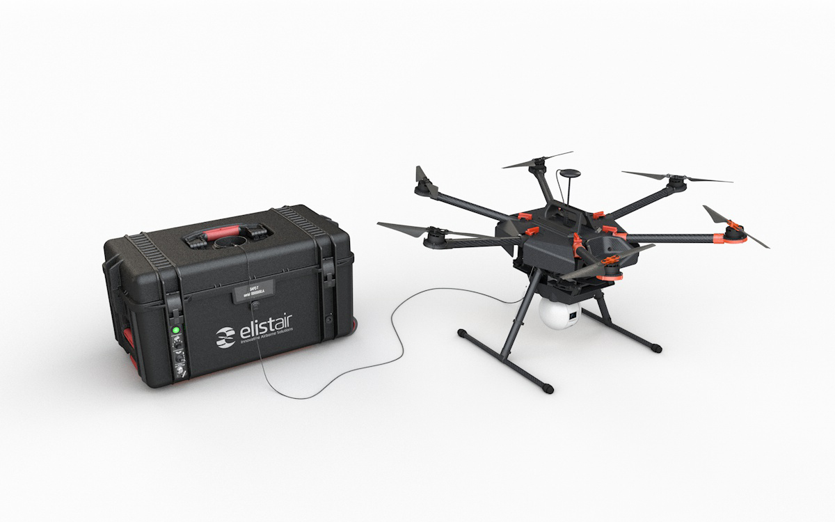 Considerations in Selecting a Tethered Drone Station