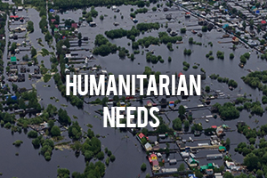 Applications-Humanitarian Needs