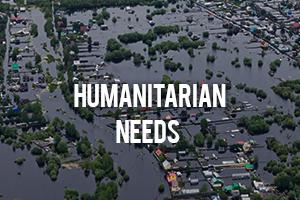 Applications-Humanitarian Needs