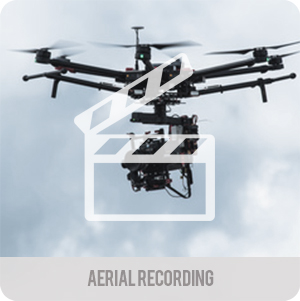News gathering-Applications-Aerial recording
