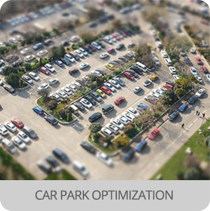 Application - car park utilization