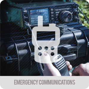 Crisis management - Applications - emergency communication