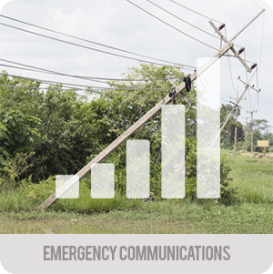 Emergency communications - applications