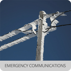 Emergency telecom - Application - emergency communcations
