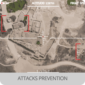 FOB surveillance - Application - attacks prevention