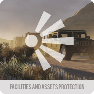 FOB surveillance - applications- asset protection