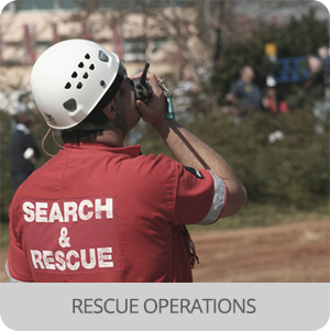 First responders - Application - rescue OP