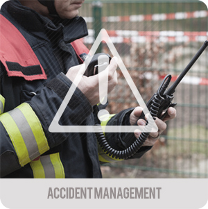 First responders - ApplicationS - accident management