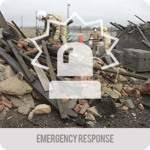 First responders - ApplicationS - emergency response