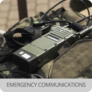 Pop up telecom - Application -emergency communication