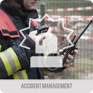 Search and rescue - Applications - Accident management