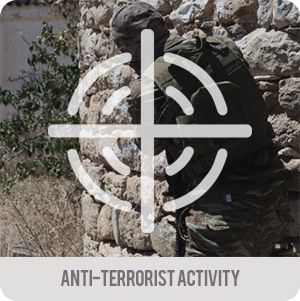 Tactical operations - Application - antiterrorist activity