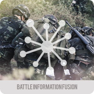 Tactical operations - Applications - battle information fusion