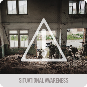 Tactical operations - Applications -situational awareness