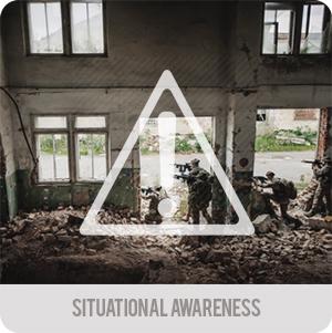 Tactical operations - Applications -situational awareness