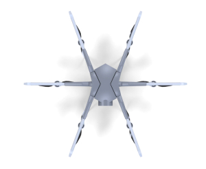 Orion permanent tethered drone