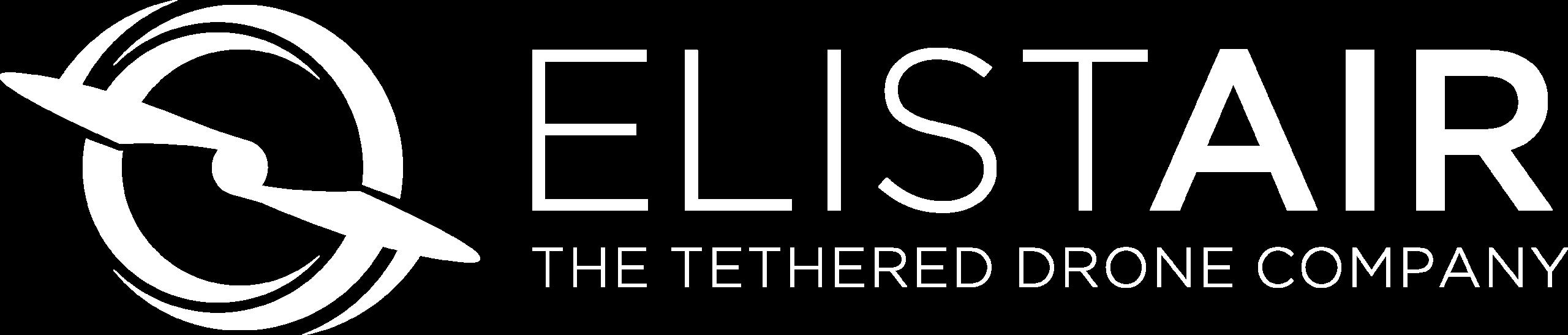 Logo white sur noir