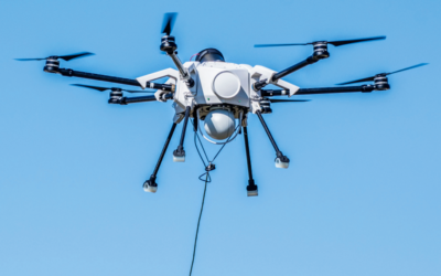 Video – Anti-terror drill monitoring with Orion tethered UAV.