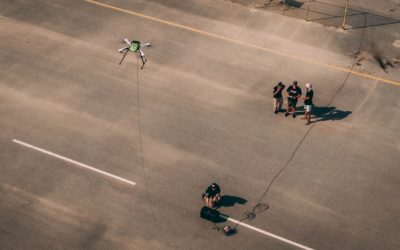 What Are The Benefits Of Tethered Drones?