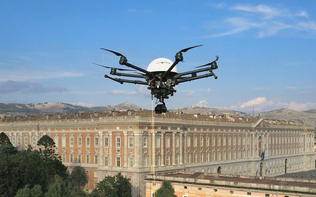 Tethered Drones in the New European Regulation