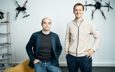 Elistair, the pioneer in tethered UAVs, announces a €5M Series B round to accelerate its international expansion