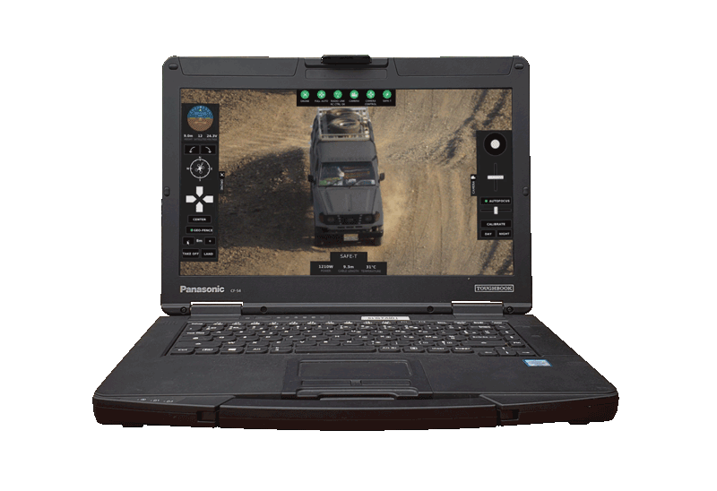 T-Planner the drone tether mission software