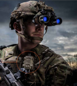 soldiers for tactical communications