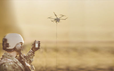 Tethered Drones: A Critical Component of Tactical Communications